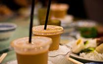 港式冻奶茶做法