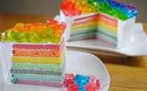 怎样做水晶果冻蛋糕