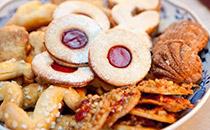 每天晚上吃饼干长胖吗?