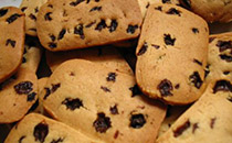 葡萄干夹心饼干的做法
