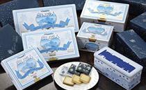 """日本最有名的白巧克力饼干――北海道""""白色恋人"""""""