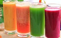鲜榨果汁怎么搭配最好喝?