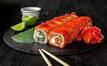 鱼子酱寿司怎么做
