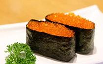 蟹籽寿司是真蟹籽吗