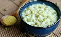稻米绿豆粥的制作方法