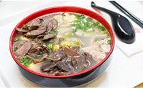 鸭血粉丝汤的由来,鸭血粉丝汤的产地
