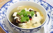 豆腐汤的功效与作用