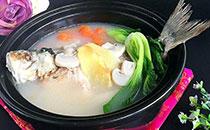 香菜鲫鱼豆腐汤的做法