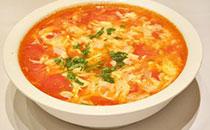 西红柿鸡蛋汤的热量是多少