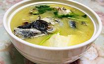 鱼头豆腐汤放凉水还是放开水,鱼头豆腐汤要炖多久