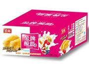 福建龙海禧味金牌酸奶蛋糕纸箱