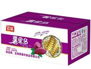 福建龙海薯里多紫薯面包纸箱