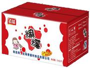 福建龙海禧味麻薯蛋糕糕点纸箱