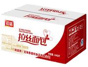 福建龙海禧味拉丝面包纸箱
