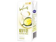 蝶泉榴莲牛奶250ml