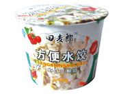 肯基亚方便水饺虾仁三鲜馅
