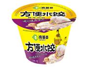 肯基亚方便水饺鲜牛肉馅(非油炸)