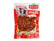 渔米之湘鲜炸香鱼70克