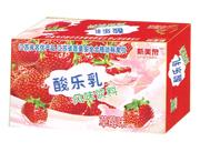 斯美泉酸乐乳风味饮料草莓味