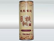欢乐喝彩核桃露(植物蛋白饮料)罐装