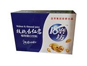 蓝带核桃杏仁露植物蛋白饮料铁罐普通箱