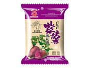华夏百分紫薯雪花面