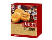老布特228克木糖醇肉松饼