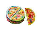 袋装三角纸板装玩具口香糖