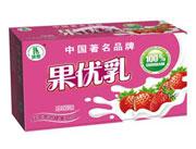 顶圣果优乳草莓味