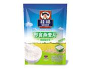 桂格即食燕麦片清新酸奶味
