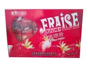酷美草莓汁饮料