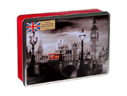 伦敦巴士浮雕什锦曲奇礼盒