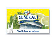 杰诺淡盐水沙丁鱼罐头