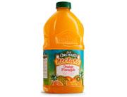老果园橙子菠萝混合果汁