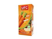 UFC100%胡萝卜混合水果汁