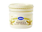 乔娜优质浓厚酸奶-香草味