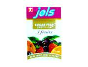 卓乐混装润喉糖(三种水果味)