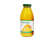 春之谷橙子和芒果果汁