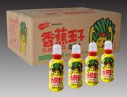 三剑客香蕉王子乳酸菌饮品