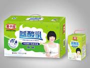 栗子园益酸乳(原味)牛奶果汁乳味饮品