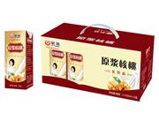 紫鸢原浆核桃乳饮品12盒