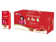 紫鸢大红枣牛奶20盒