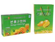 芒果树芒果汁饮料