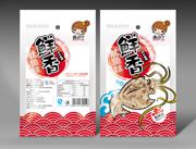 鱼小丫鱿鱼丝-25克香辣味