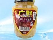 广野900g什锦罐头