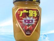 广野黄桃罐头560g