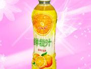心相随鲜橙汁