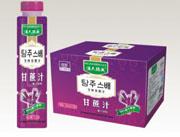 生榨甘蔗汁500mlX15瓶