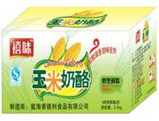 福建龙海禧味玉米奶酪蛋糕纸箱