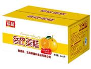 福建龙海禧味香橙蛋糕箱装